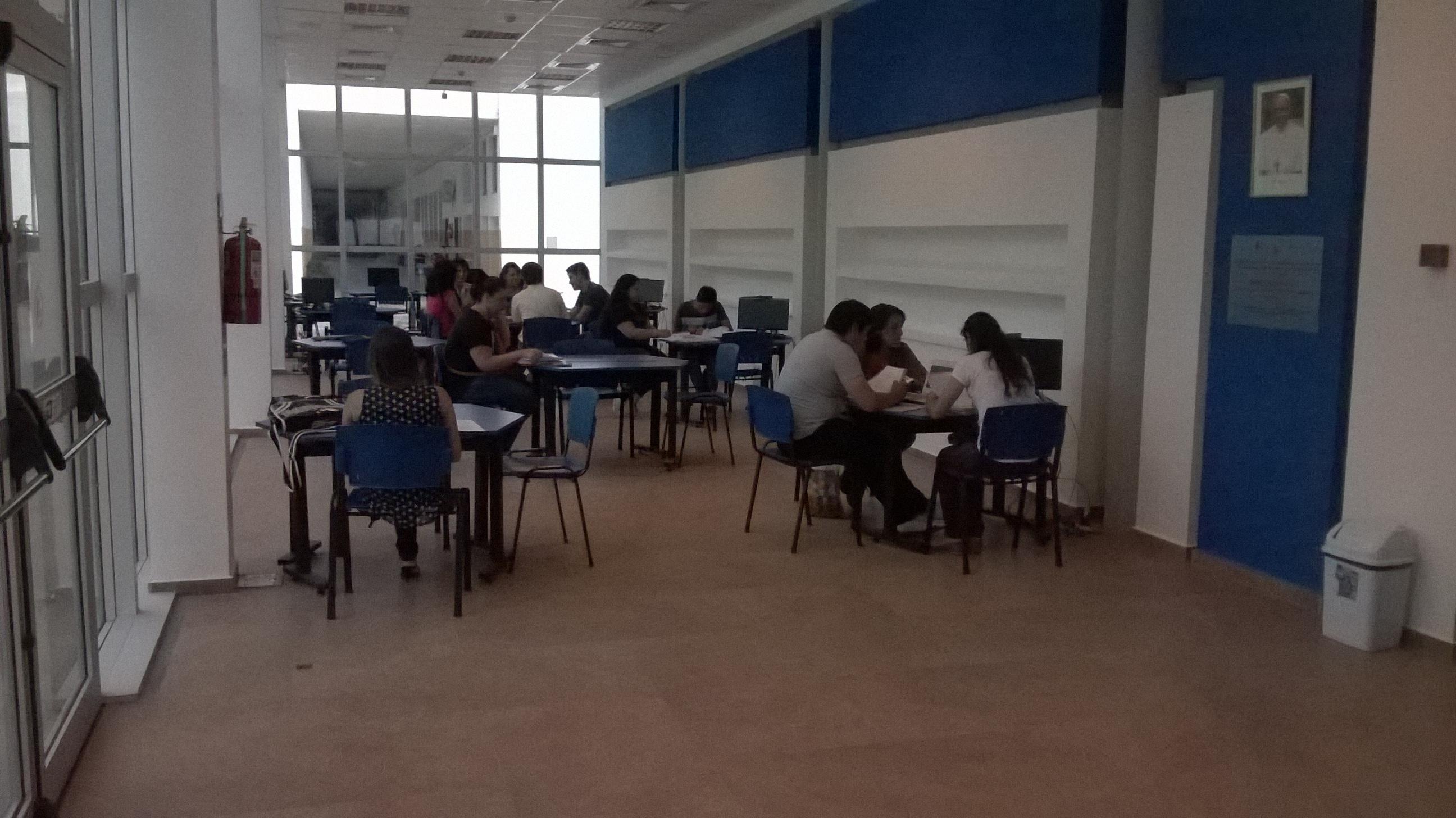 Alumnos en BPF