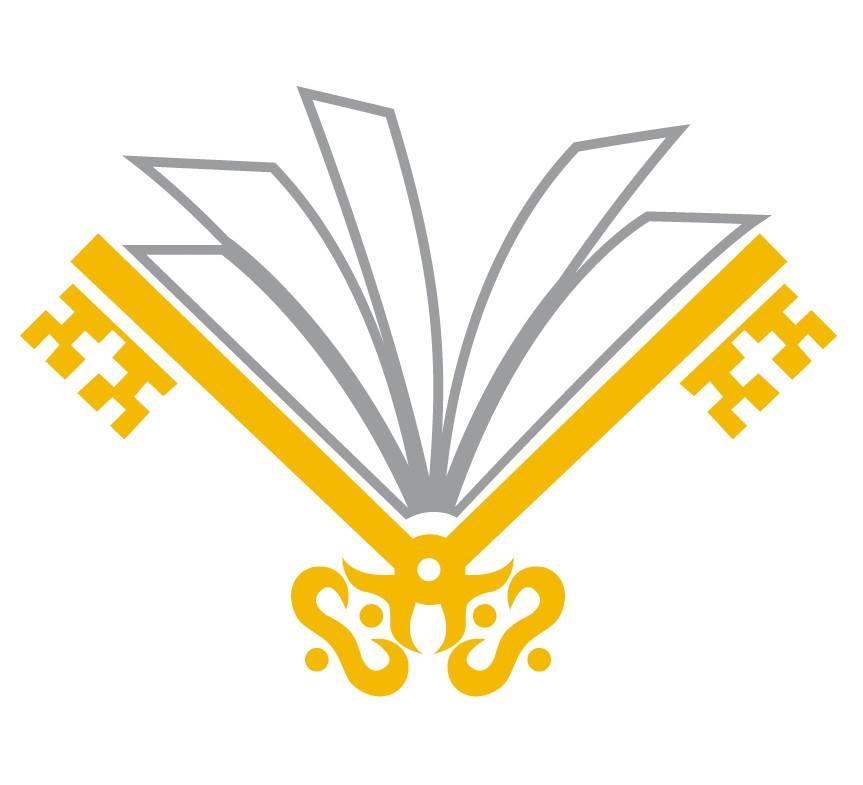 este es el logo de la bliblioteca